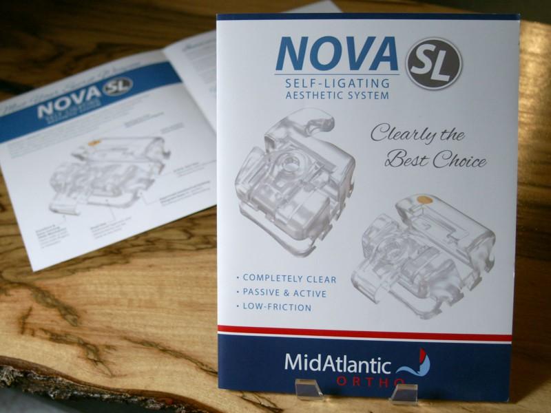 MidAtlantic Ortho NOVA SL Product Brochure