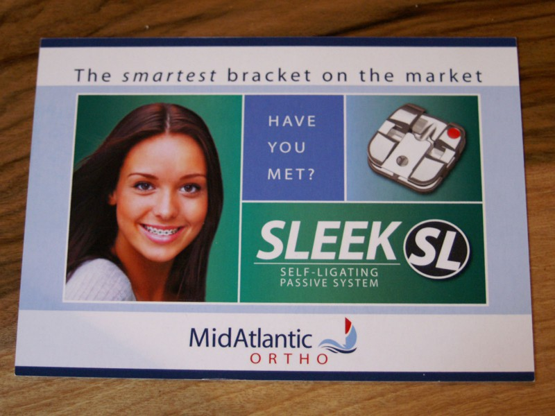MidAtlantic Ortho Sleek SL Postcard