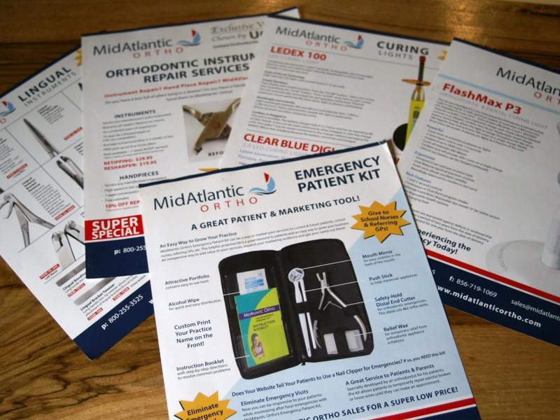 MidAtlantic Ortho flyers